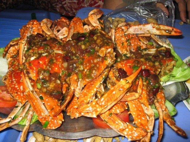 quán ăn hải sản ngon nhất Đà Nẵng