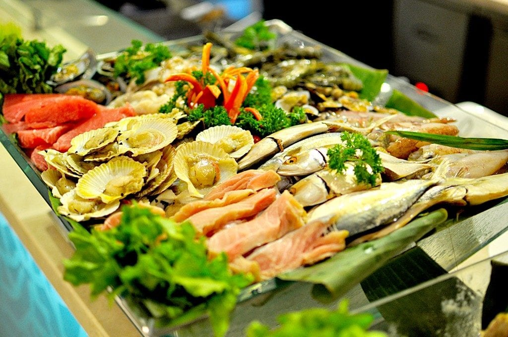 Quán hải sản Thơ Ý