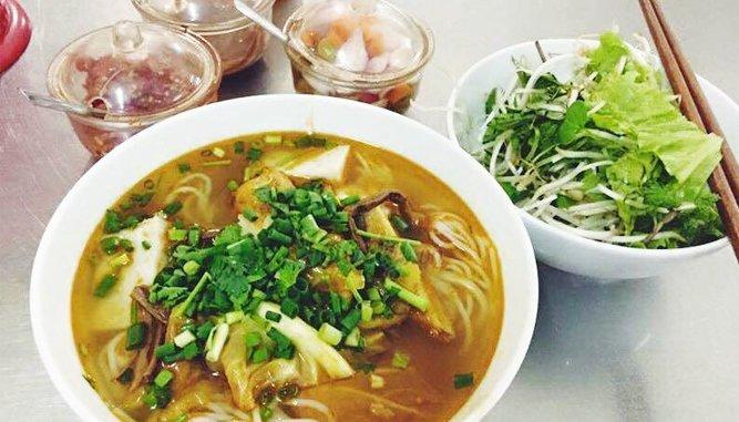 Món ngon Đà Nẵng.