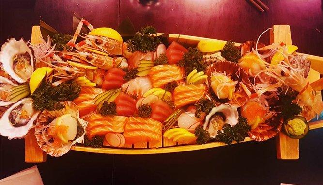 Địa điểm ăn món Nhật tại Đà Nẵng lý tưởng.