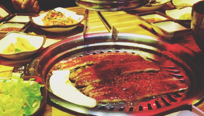 món ăn Hàn Quốc tại Đà Nẵng