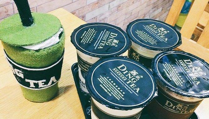quán trà sữa ở Đà Nẵng
