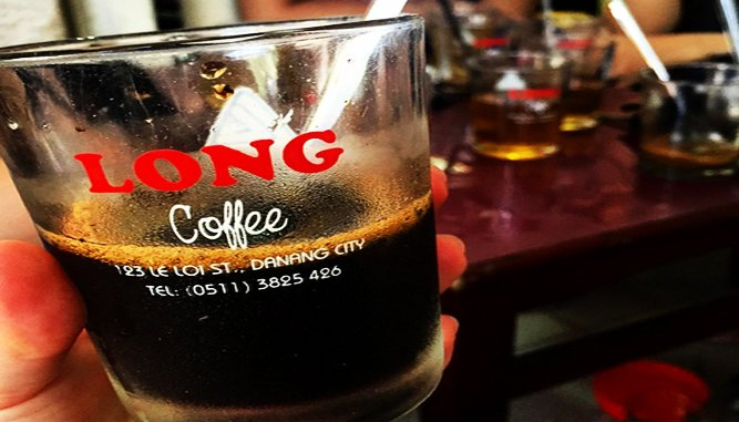 cafe Long Đà Nẵng