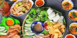 Các món ăn vặt rẻ Đà Nẵng.