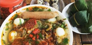 quán Bánh canh ngon nức tiếng tại Đà Nẵng.