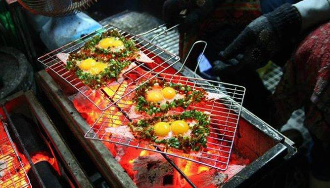 món ăn vặt tại Đà Nẵng rẻ
