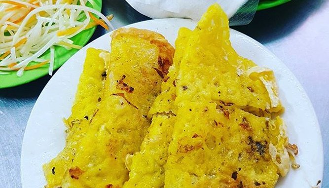 Bánh xèo Bà Dưỡng Đà Nẵng