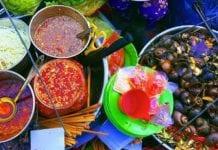khu ăn vặt ngon, rẻ Đà Nẵng.