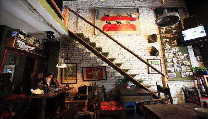 cafe cổ xưa đà nẵng