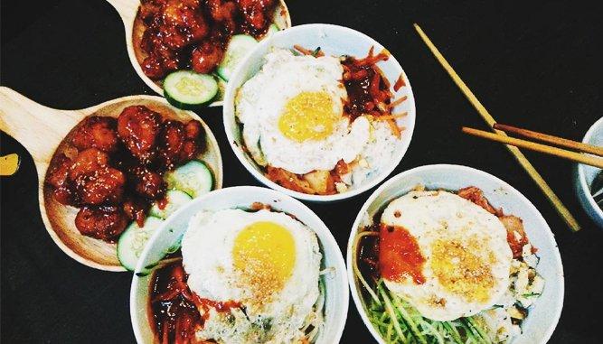 Quán ăn Hàn Quốc ngon, rẻ tại Đà Nẵng