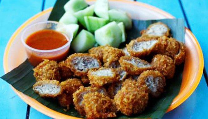 món ăn vặt ngon tại Đà Nẵng