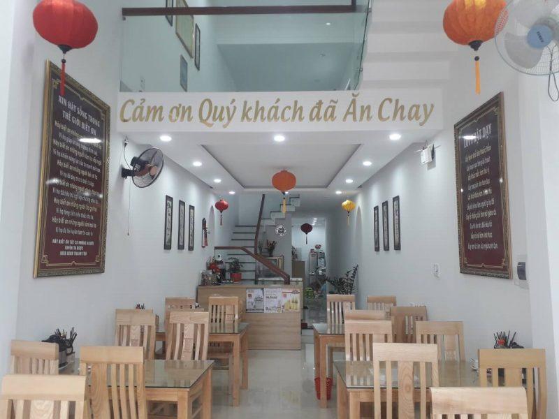 Nhà hàng Chay Thanh Tịnh
