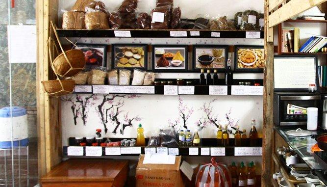Thực phẩm Bảo An cung cấp nhiều nguyên liệu chế biến món ăn thực dưỡng sạch, an toàn.