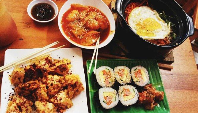 Quán ăn Hàn Quốc ngon tại Đà Nẵng