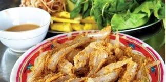 Gỏi cá Nam Ô Đà Nẵng