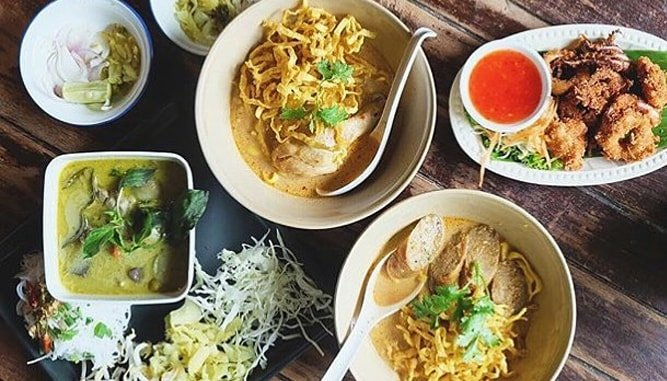 Quán Đồ Ăn Thái Ở Đà Nẵng