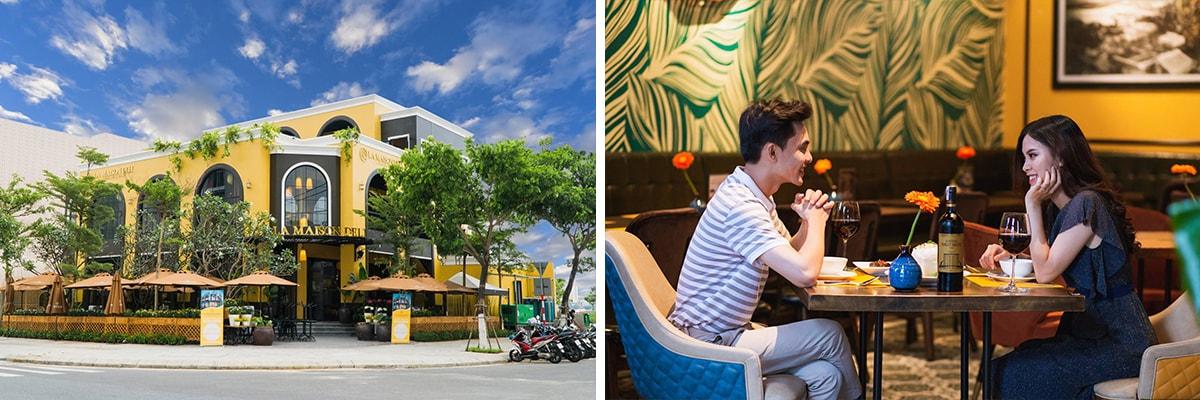 nhà hàng view đẹp Đà Nẵng