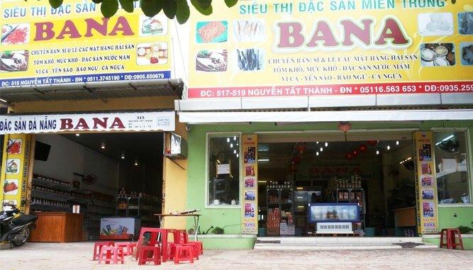 Siêu thị đặc sản miền Trung tại Đà Nẵng