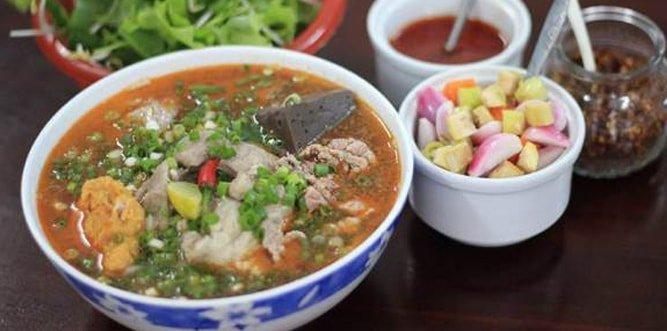 Quán Bún Bò Ngon Đà Nẵng