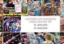 phiên chợ Giáp Tết