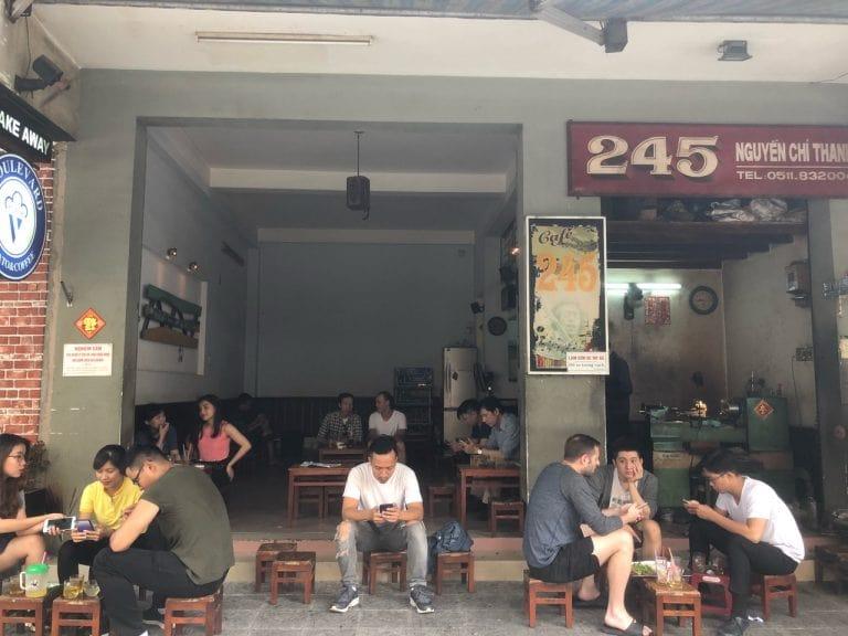 Cafe Cóc Đà Nẵng