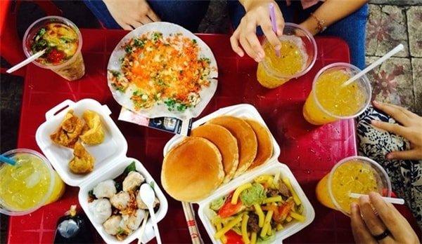 ẩm thực đường phố Đà Nẵng