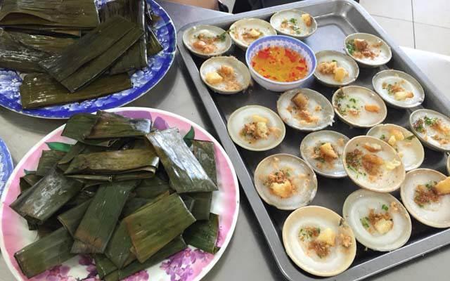 Quán Bánh bèo ở Đà Nẵng