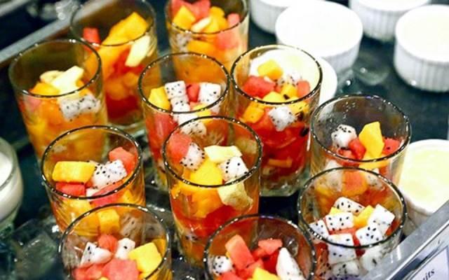 Món ăn vặt từ chua cay ngọt mặn đều có đủ
