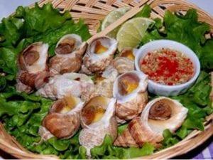 Quán ốc cay Hà Nội tại Đà Nẵng