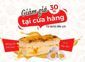 Bánh Bông Lan Đài Loan King Castella Tại Đà Nẵng