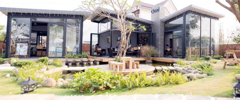 Cloud Garden Coffe Shop - Quán cafe Đà Nẵng