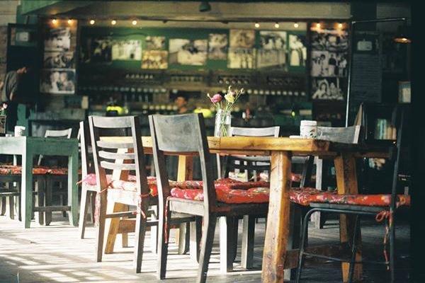 Cộng cafe - Quán cafe Đà Nẵng