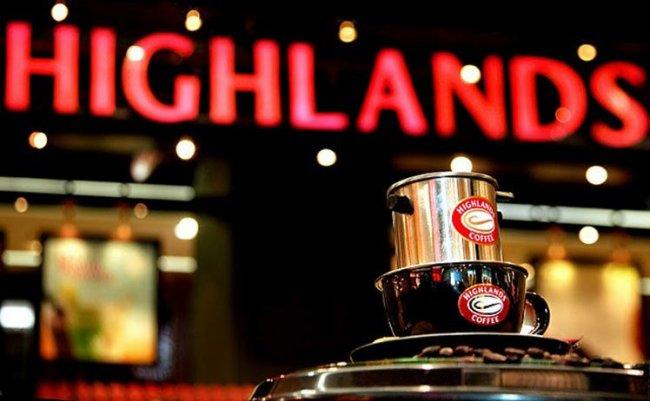 Highland Coffee - Quán cafe Đà Nẵng