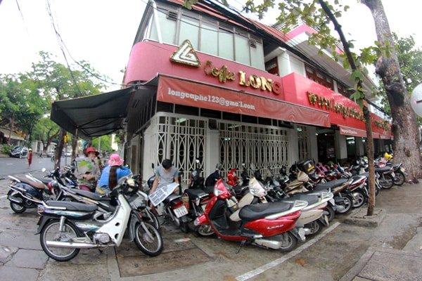 Cafe Long - Quán cafe Đà Nẵng