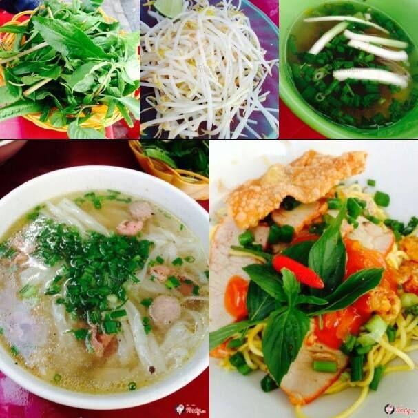 Quán Mì Xíu Ngon Đà Nẵng