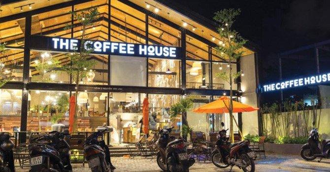 The Coffee House Đà Nẵng - Quán cafe Đà Nẵng