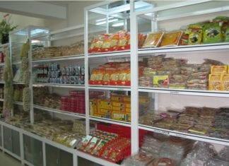 mua đặc sản Đà Nẵng