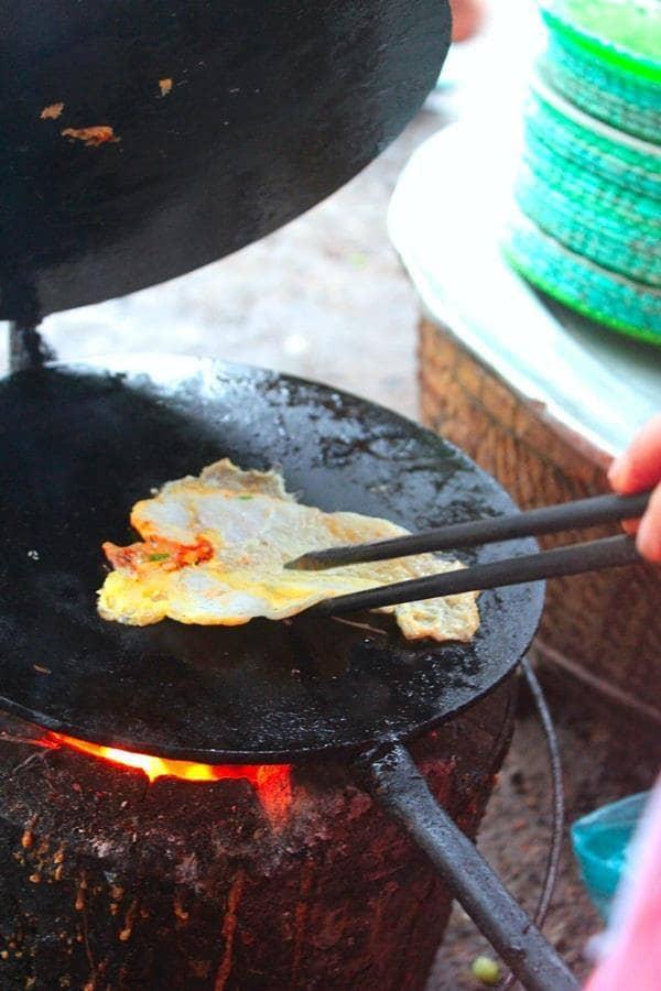Quán bánh ép Huế Đà Nẵng