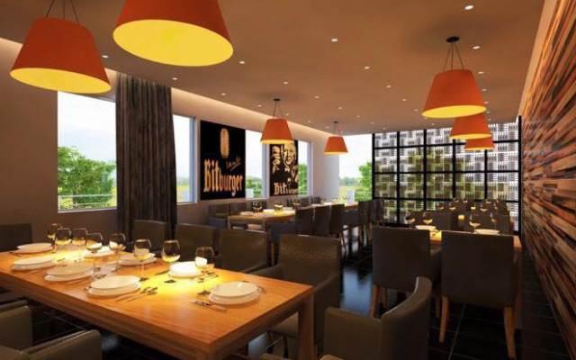 nhà hàng lãng mạn Đà Nẵng