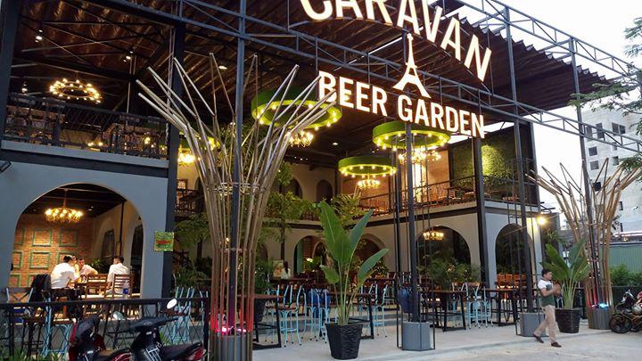Caravan Beer Garden