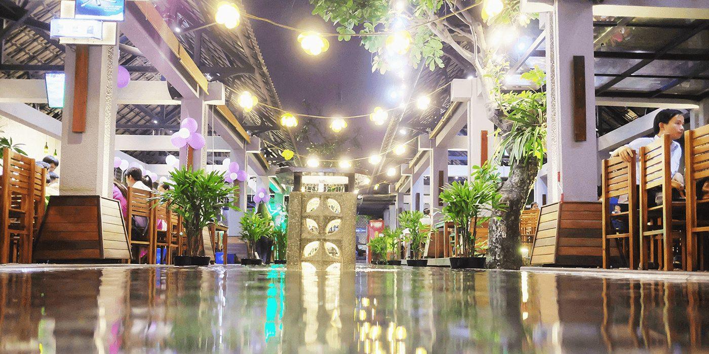 nhà hàng đặc sản Đà Nẵng