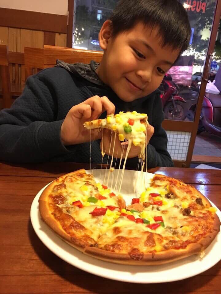 các quán pizza Đà Nẵng