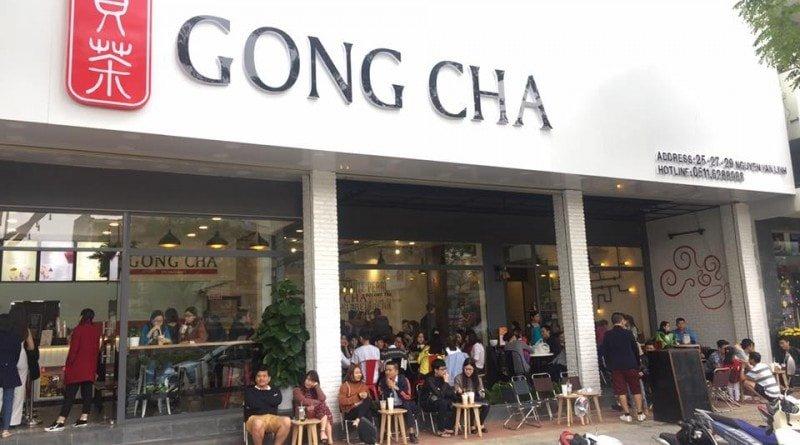 quán trà sữa đường Nguyễn Văn Linh Đà Nẵng