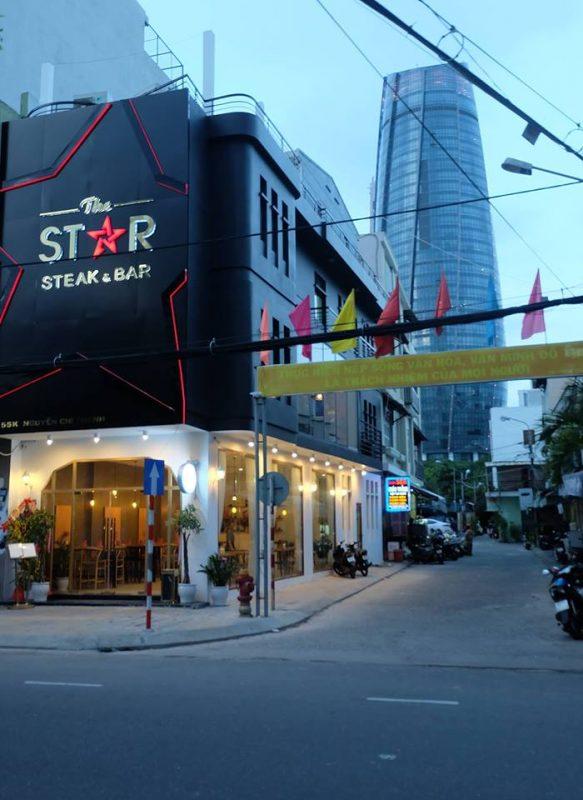 Nhà hàng đồ ăn nướng Đà Nẵng