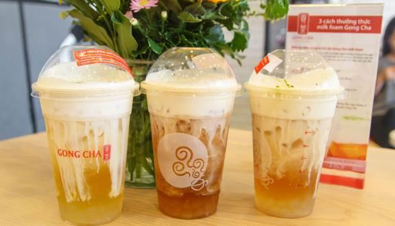 Quán trà sữa ở quận 3 Đà Nẵng