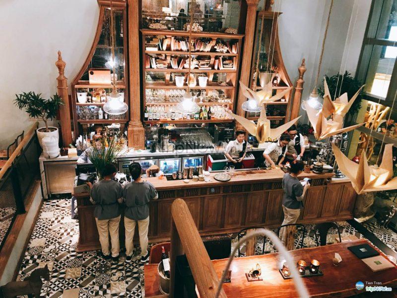 nhà hàng hẹn hò Đà Nẵng