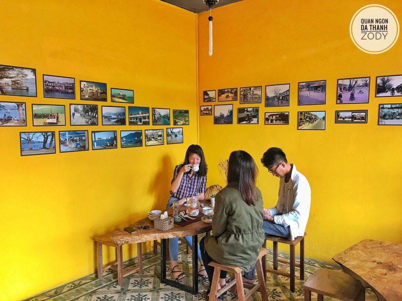 quán trà Pisces Đà Nẵng