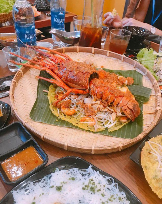 nhà hàng đường Võ Văn Kiệt Đà Nẵng