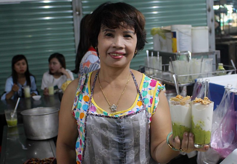 quán kem bơ Đà Nẵng