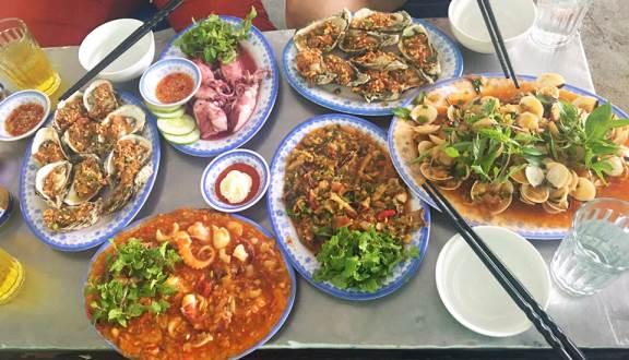 Quán Nhậu Rẻ Đà Nẵng